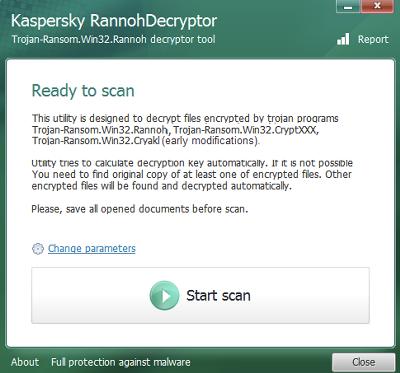 Kaspersky、無償のランサムウェ...
