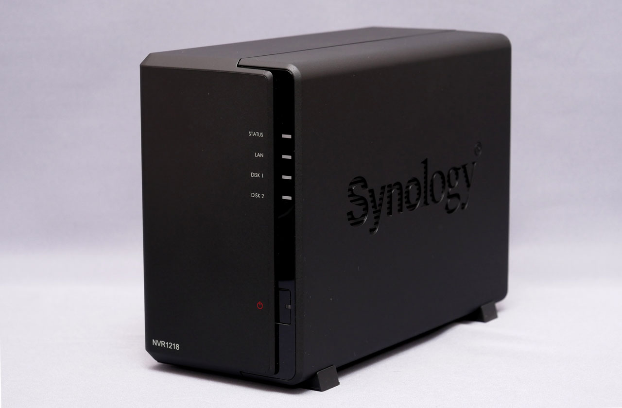 Synology「Network Video Recorder NVR1218」