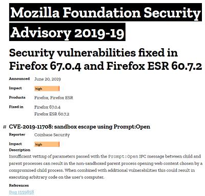Firefox Esr 68