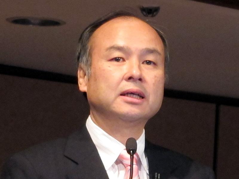 ソフトバンク孫 正義氏、個人で100億円+2011年度以後の報酬全額を寄付 ...