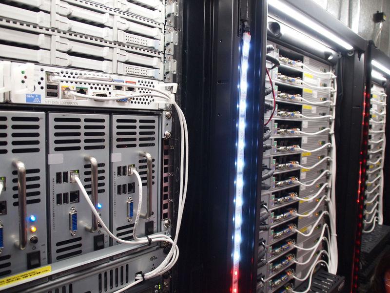 インターネットデータセンター
