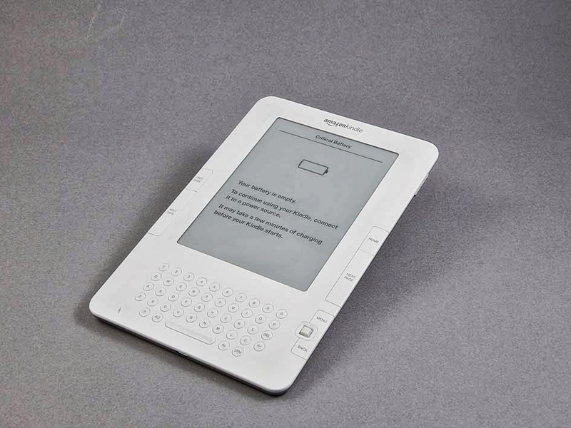 「Amazon Kindle 2」(国際版)