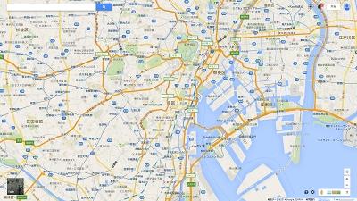 新しい Google マップ」正式公開...