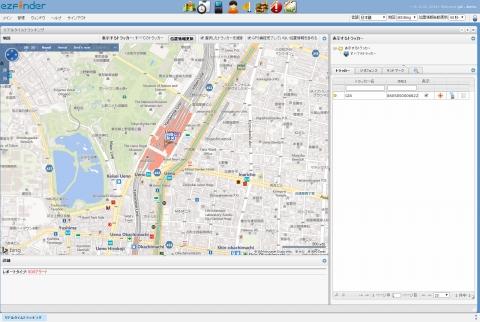 自転車の 自転車 gps ログ アプリ : ... GPSトラッカー発売 - INTERNET Watch
