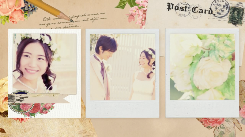 vol.3「LETTER for Wedding」