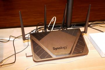 監視カメラの今】NASで本格監視カメラを手軽に導入! Synology