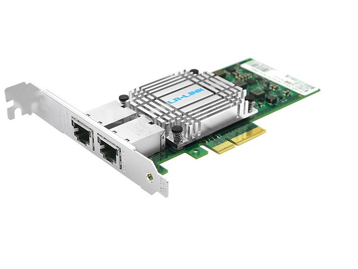 Intel X550搭載、LR-LINKの10GBASE-T LANカード「LREC9811BT」「LREC9812BT」、アユートが販売