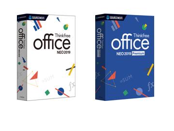 「Thinkfree office NEO 2019」発売、Microsoft Officeと同じ和文フォント29書体を収録した「Premium」版も用意