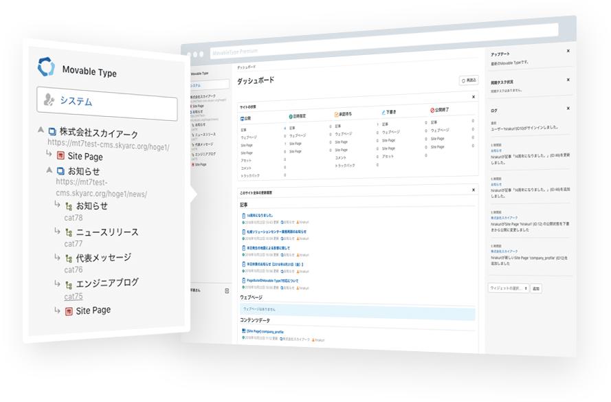 「Movable Type Premium クラウド版」提供開始、上場企業や大規模法人向けのCMSサービス